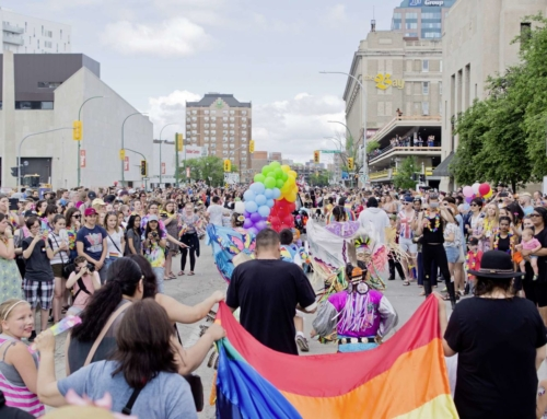 Pride Winnipeg marks 30 years