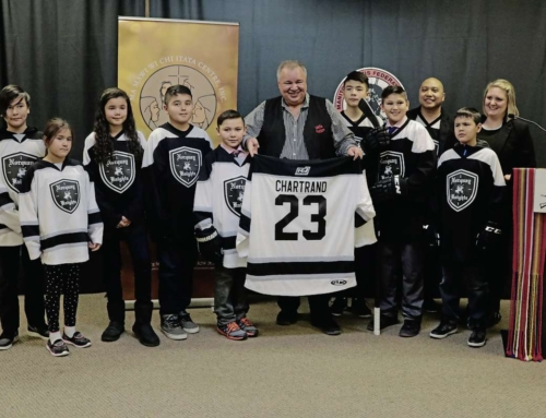 MMF invests in North End hockey players