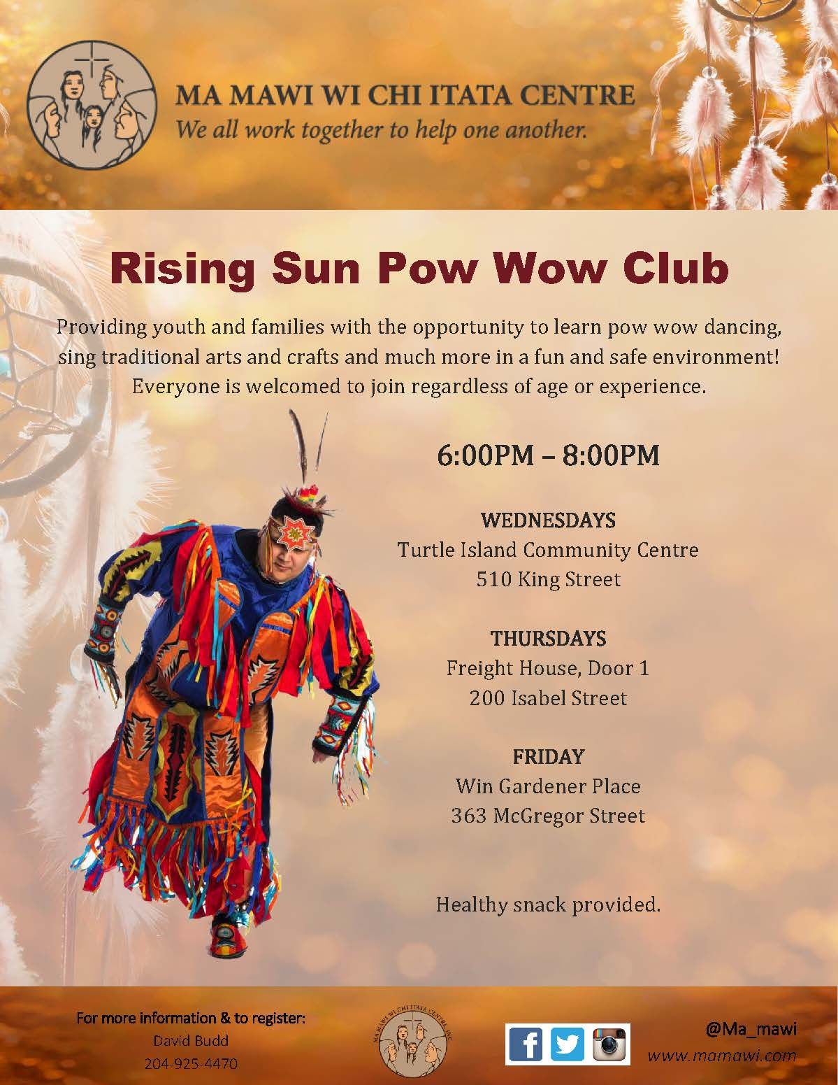 Rising Sun Pow Wow 2016