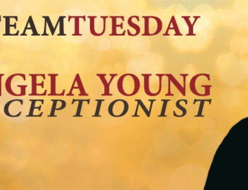 Team Tuesday – Angela Young