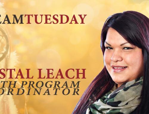 Team Tuesday – Crystal Leach