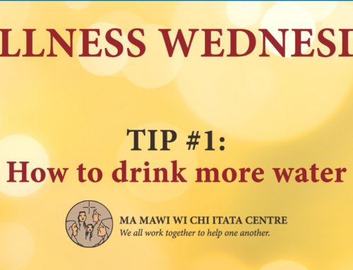 Wellness Wednesday: Tip #1