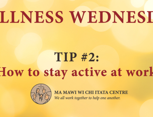 Wellness Wednesday: Tip #2