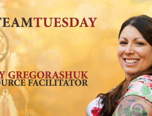 Team Tuesday – Cory Gregorashuk