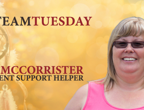 Team Tuesday – Fay McCorrister